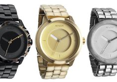I really want a new Nixon watch.