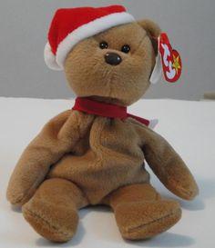 0e6f36dc62d 1997 Teddy Beanie Baby Beanie Babies