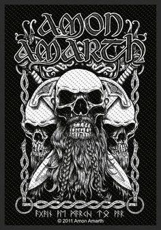 Viking Metal, Viking Art, Heavy Metal Art, Heavy Metal Bands, Music Artwork, Metal Artwork, Art Music, Tatoo Crane, Hard Rock