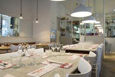 Primo //Drukbezette hot spot in Zurenborg met prima Italiaanse keuken - Al enkele keren het decor geweest van verjaardagsdiners met de vrienden en telkens tevreden buitengekomen.