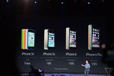 iPhone 6 y iPhone Plus: Precios en España del Nuevo iPhone Libre