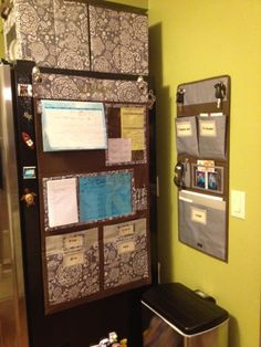 Create a spot for your family's schedules and important papers with Thirty-One's Hang-Up Home Organizer and Hang-Up Room Organizer. Ask me how. https://www.mythirtyone.com/JennyOrganizes/