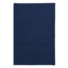 Charlton Home Glasgow Blue Area Rug Rug Size: