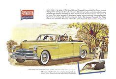 1950 Plymouth Special DeLuxe 2-Door Convertible