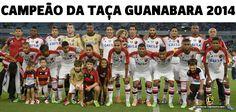 CLUBE DO TORCEDOR AUCON: FLAMENGO CAMPEÃO DA TAÇA GUANABARA 2014
