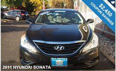 2011 HYUNDAI SONATA / $2,450 IN COUPONS ! Save on Cars!!