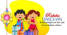 Relationships are the soul of our Indian culture. Raksha Bandhan, Relationships, Delivery, Culture, Indian, Day, Relationship, Dating
