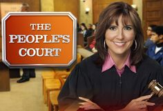 """Judge Marilyn Milian now runs """"The People's Court""""."""