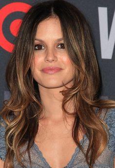 Rachel Bilson Hairstyles rachel bilson hair Celebrity Hairstyle   Style Inspirations