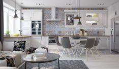 Фото из статьи: 4 месяца на ремонт: квартира для молодой семьи