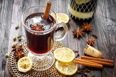рецепты трех  зимних напитков, которые обязательно украсят Ваши новогодние и рождественские дни.