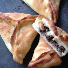 Lebanese Meat Pies - This will be your new family favorite recipe!