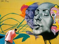 Graffiti by Paula  Erreapé - Photo 9749641 / 500px