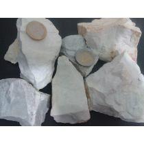 Dolomita Bruta 1,5 Kg Rocha/mineral/pedra