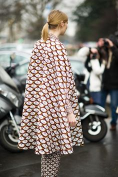 Stare at this print ensemble for a few minutes and you may get hypnotized. Photo: Le 21ème Arrondissement