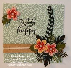 2016 Hello Life Photopolymer Stamp Set - 137136 $25.00 Botanical Blooms Photopolymer Bundle - 140819 $51.75 Birthday Bouquet Designer Series Paper - 140557 $11.00