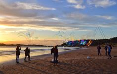 Beach bubbles! Dr Zigs Extraordinary Bubbles, sent to us from Kayakfox via Facebook.