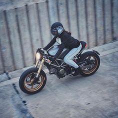 Real Motorcycle Women - thunderdolls (4)