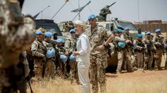 Der gefährlichste Einsatz der UN-Missionen im westafrikanischen Mali bekommt Verstärkung. Die Bundesregierung will die Zahl der Soldaten fast verdoppeln.