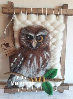 Africa Art, Camping With Kids, Tapestry Weaving, Flower Crafts, Needle Felting, Macrame, Facebook, Flowers, Animals
