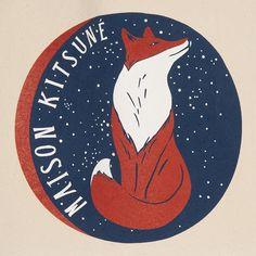Maison Kitsuné FW16 #loverises is here  New foxy illustration by the talented Dan-ah Kim @danahsaurus  by kitsune