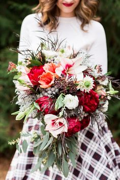 enchanting holiday wedding styled shoot turned surprise proposal