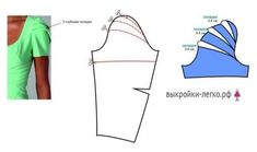 Sewing Patterns, Crop Tops, Dress Ideas, Video, Blouse, Sleeves, Printable, Dresses, Women