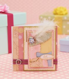 Templates from Papercraft Inspiration Issue 161
