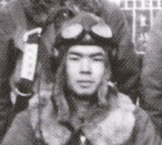 Cap. Hiroshi Takiguchi, JAAF ace with 9 victories, including at least 3 B-24 confirmed.