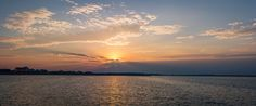 Beautiful sunset #panorama by Cosmin Băluţă on 500px