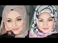 Hello Hijabiz, In this video you'll find simple hijab tutorial and many awesome ways to style you Hijab like Arab hijab and Turkish hijab. Turkish Hijab Tutorial, Tutorial Hijab Pashmina, Simple Hijab Tutorial, Hijab Simple, Hijab Style Tutorial, Turban Hijab, Head Turban, Hijab Wedding Dresses, Hijab Bride