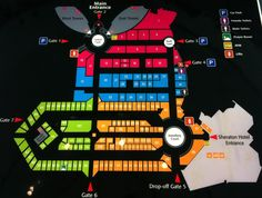mall map you are here - Google Search