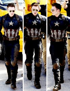 118-120 of 699 pictures that prove that Chris Evans is hot as hell.