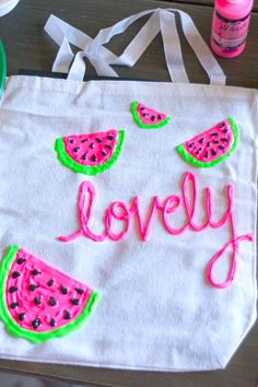 Oriental Trading has all the supplies to create your own amazing Watermelon Party. Make sure you check out our DIY Watermelon Tote Bags + Tote Bag Tassels and Mini Piñata tutorials. Try your hand at being a summer mixologist with our Watermelon Margarita