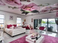 Luxury Teenage Girl Bedroom Design Nowadays teenager girl are more fashionable. Here are 45 trendy pictures of teenage girl bedrooms design ideas Bedroom Colors, Bedroom Sets, Girls Bedroom, Girl Rooms, Teenage Girl Bedroom Designs, Teenage Girl Bedrooms, Huge Bedrooms, Luxury Bedroom Design, Modern Bedroom