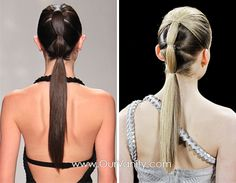 Ponytail: Spring/Summer 2012 Hair Trend