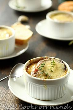 Classic French Onion Soup, done right.