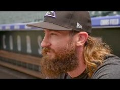 Grit and Gratitude Carry Baseball All-Star Charlie Blackmon - YouTube Rockies Baseball, Colorado Rockies, Best Games, Diamond Are A Girls Best Friend, All Star, Gratitude, Athlete, Carry On, Baseball Hats
