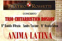 Abruzzo: #Anima #Latina #concerto benefico   per corsi di musica gratuiti (link: http://ift.tt/2iiArIr )