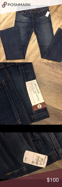 NWT J. Brand Love Story jeans NWT Love story Jeans. In perfect condition. J Brand Jeans