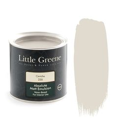 Peinture Little Greene Delicate Blue 248 Green Colour Palette, Muted Colors, Green Colors, Peinture Little Greene, Little Greene Paint, Painted Paper, Pearl Color, Ceviche, Colorful Decor