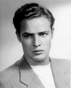 Image discovered by Aurora_Nile. Find images and videos about old hollywood, marlon brando and vintage. Hollywood Actor, Golden Age Of Hollywood, Vintage Hollywood, Hollywood Stars, Hollywood Actresses, Classic Hollywood, Actors & Actresses, Charlie Chaplin, El Divo
