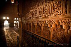 Detalles Palacios. #Alhambra #Granada