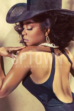 'Empire' star Taraji P. Henson covers Uptown Magazine's March 2015 issue, where she speaks on her role as fierce matriarch Cookie Lyon on FOX's hit new series. Serie Empire, Empire Cast, Empire Fox, Black Is Beautiful, Beautiful Women, Taraji P Henson, Celebs, Celebrities, Beautiful Actresses