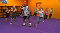 Join Billy for a fun, powerful, total body Tae Bo® workout. 1 hour workout, kickboxing cardio