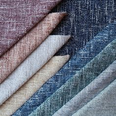 KELLY WEARSTLER | TEXTURES. New textured fabric collection.