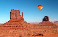 Monument Valley, Utah - World's Best Hot-Air Balloon Rides | Fodor's Travel
