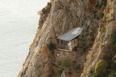 Ο άγνωστος ερημίτης († 1855) Kirchen, Greece, Explore, Places, Outdoor Decor, House, Beautiful, Home Decor, Fathers