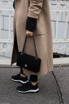 Chanel Bag  amp  Nike Airmax 97 I More on viennawedekind.com Gucci Handbags 60fa70ece