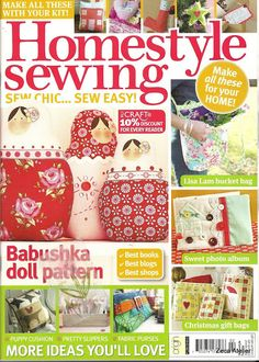 Homestyle Sewing - Zecatelier - Веб-альбомы Picasa